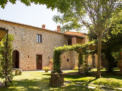 Photo for 2BR House Vacation Rental in Camucia, Toscana