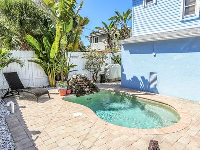 Photo for Experience our tastefully decorated 3 bedroom 2 bath home at Fort Myers Beach.