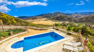 Photo for Beautiful house with magnificent mountain views