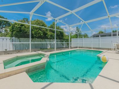 Photo for Pet Friendly Home with Private Pool, 4405