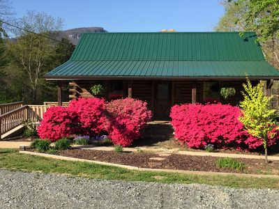 Photo for 2BR Cabin Vacation Rental in Westfield, North Carolina