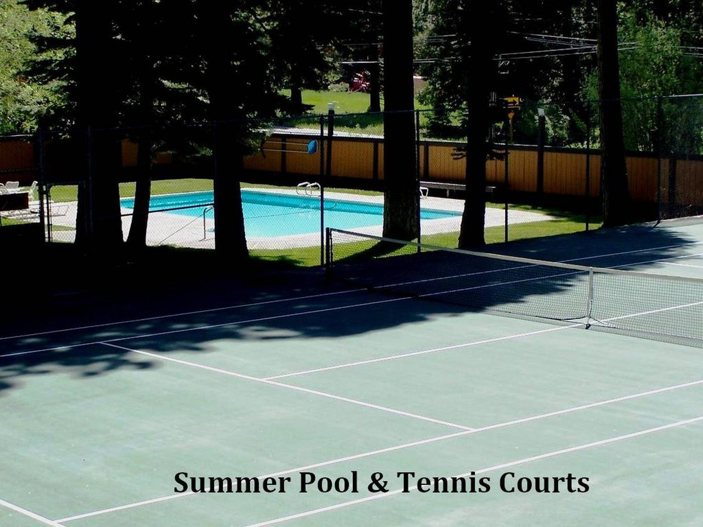 Clean, Cozy Condo, Summer Pool and Tennis(TCC0447)