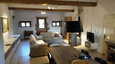 Photo for Spacious gite in the French countryside