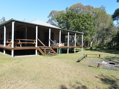 Photo for Wallum cottages - best of the bush and the beach!