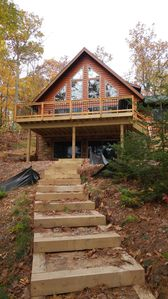 Photo for Brand New Custom Built 5 BR, 3.5 Bath Home on Beautiful Bass Lake - Eagle River