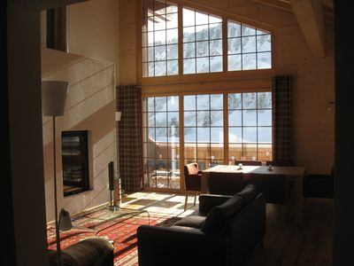 Photo for A Luxury ski-in, ski-out penthouse apartment with all conveniences
