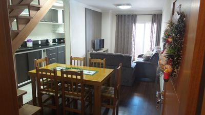 Photo for Ample duplex in the center of Canela for up to 10 people (only 07 km from Gramado)