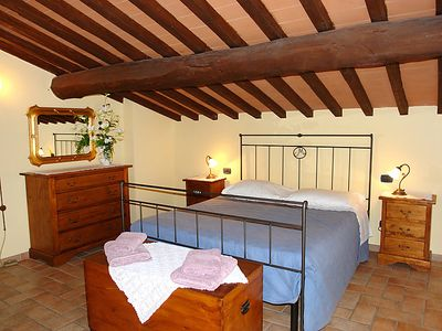 Photo for Vacation home Capanna di Sopra in Castellina in Chianti - 4 persons, 2 bedrooms