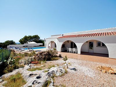 Photo for Cliff-top Villa w/stunning sea views, a short drive from amenities & beach