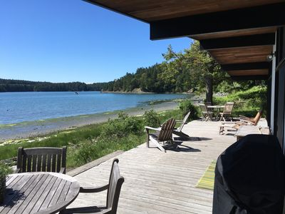 Photo for * Recently Remodeled * Waters Edge On Westcott Bay