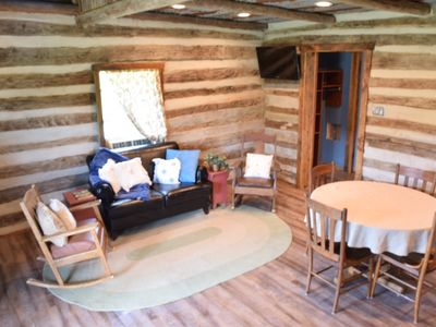 Photo for 2BR Cabin Vacation Rental in Greeneville, Tennessee