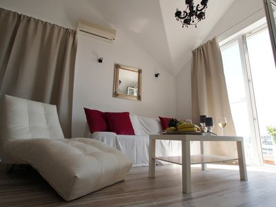 Photo for WOW - Spacious place with a great terrace and picturesque view!