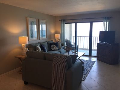Photo for Penthouse 10th Floor Oceanfront Condo with Internet and Electric Included