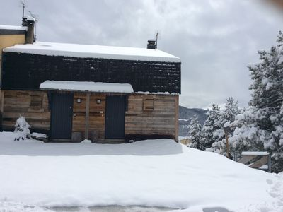 Photo for Chalet 3 levels 2 bathrooms 5 bedrooms