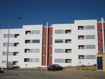 Photo for Beautiful apartment of 70 m2 in Parchal Portugal