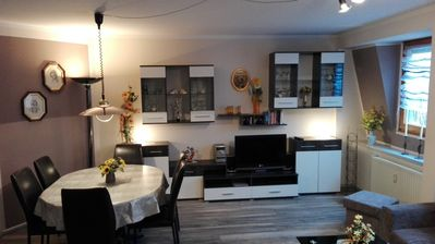 Photo for Big, bright holiday home, up to 6 pers., close to the old town, metro, fair