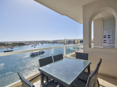 Photo for 4BR Apartment Vacation Rental in Sliema, Malta
