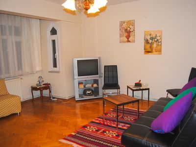 Photo for City apartment in a prime location! Near Taksim.