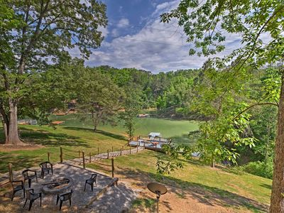 Photo for Douglas Lake Cabin w/Dock- 30 Min to Pigeon Forge!
