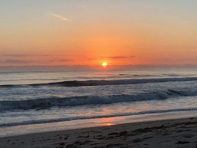 """Photo for BEACHFRONT, STUNNING VIEWS FROM ALL ROOMS, ON HUTCHINSON ISLAND """"A MUST STAY!""""!"""