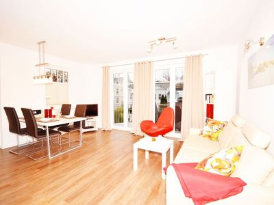 Photo for Comfort apartments Rosa Wg 6, beach, top equipment -. Comfort apartments Rosa Wg 6 by Sea Apartments.