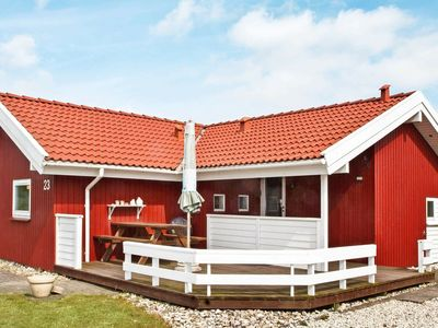 Photo for Cozy Holiday Home in Hemmet with Whirlpool