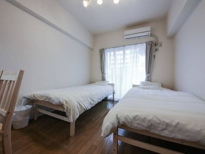 Photo for # 202 7 minutes from Haneda Airport / Shinagawa Station, 10 minutes from Yokohama Station, 5 minutes on foot from Keikyu Kamata Station, free pocket Wi-Fi