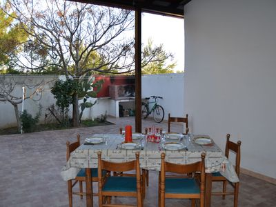 Photo for Charming Holiday Home with Air Condition and Only a Few Meters from the Beach