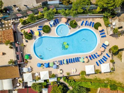Photo for Caravan park Garda half board included, Limone