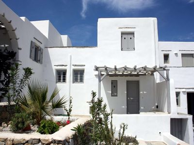 Photo for Villa Appleton Passion 3/140 offers magnificent view of the Aegean Sea