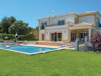 Photo for 4 bedroom Villa, sleeps 8 in Terras Novas with Pool, Air Con and WiFi