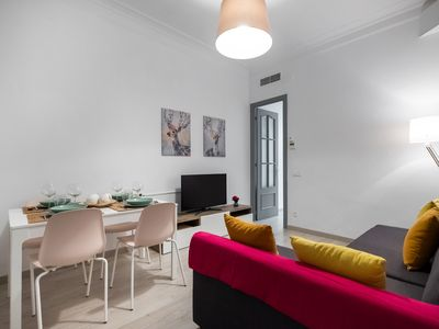 Photo for Beautiful 3 bedroom apartment in Sant Antoni