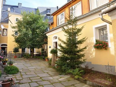 Photo for Holiday apartment in the historic centre of Annaberg-Buchholz