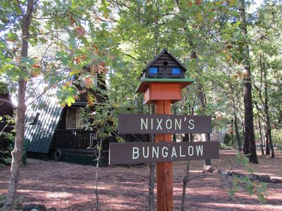 Photo for The Beautiful Nixon Candlewood Cabin in Pinetop