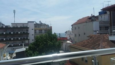 Photo for Nice apartment in Paralia