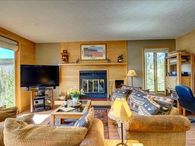 Photo for TIMBER RIDGE 5: Mountain View, Clubhouse, WiFi, Hiking, Great Price!