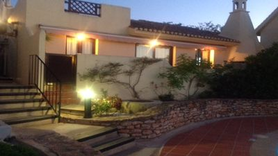 Photo for La Manga Club - El Rancho Detached Villa free wifi, sky sports, lovely views.