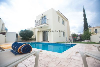 Protaras Holiday Villa CL43