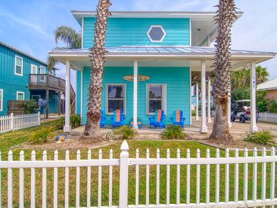 Photo for Fabulous 3 bedroom 3 bath home just steps from the beach!