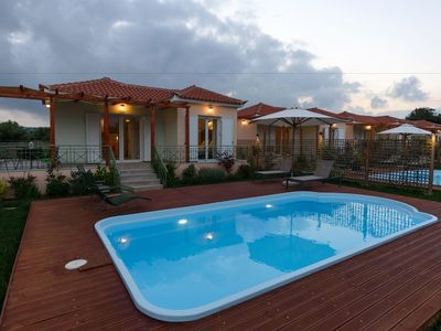 Photo for Artemis, Villa With Pool 250m To The Beach