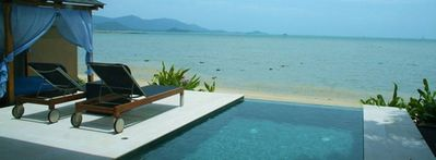 Photo for ONLY 2 WEEKS AVAILABLE - Beautiful Luxury Beachfront Resort