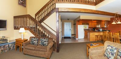 Photo for LAKE PLACID CLUB LODGE -  On Mirror Lake - Walking Distance to Town Center