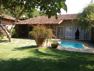 Photo for Ilhabela, house for two, pool and balcony