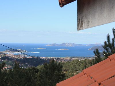 Photo for Sea and mountain in the R├нas Baixas