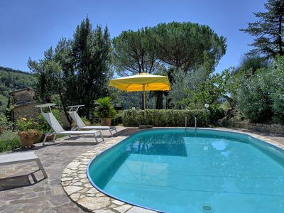 Photo for Villa in Greve In Chianti with 3 bedrooms sleeps 6