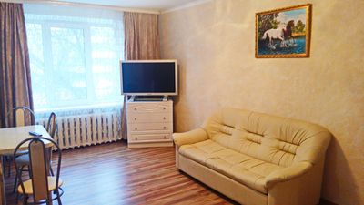 Photo for 1BR Apartment Vacation Rental in Moskva, Moscow