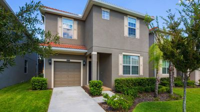 Photo for Make memories in this modern 6 bedroom pool home with spa in Paradise Palms