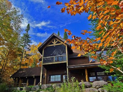 Photo for Riverfront Wilderness Lodge: Placidmere Lodge