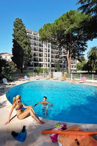 Photo for Apartment Resideal Premium Cannes  in Cannes, Côte d'Azur - 6 persons, 1 bedroom