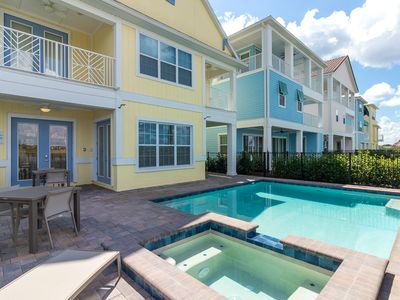 Photo for Incredible Margaritaville Cottage with private pool | Sleeps 16